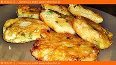 Recept Zloženie: 500 g zemiaky 2 vajcia 1 kus jarnej cibuľky aj s vňaťou 1 čerstvý zelerový list čerstvo mleté čierna korenie podľa chuti čerstvo nastrúhaný muškátový oriešok podľa chuti 1 čajová lyžička soli slnečnicový olej na vyprážanie Postup: Zemiaky ošúpeme, pokrájame na menšie kúsky a uvaríme v osolenej vode do mäkka. Zatiaľ umyjeme zellerový …
