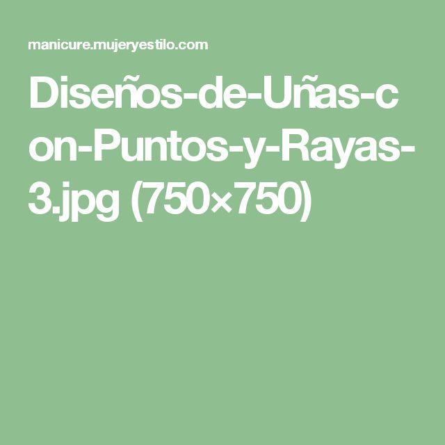 Diseños-de-Uñas-con-Puntos-y-Rayas-3.jpg (750×750)