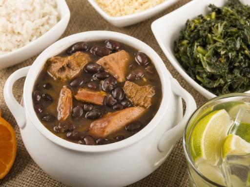 Feijoada ( cassoulet Portugais )