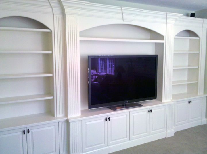 Traditional Family Room Built In Entertainment Center Design Ideas Pictures Remodel And Decor Yes But High Higher Arches