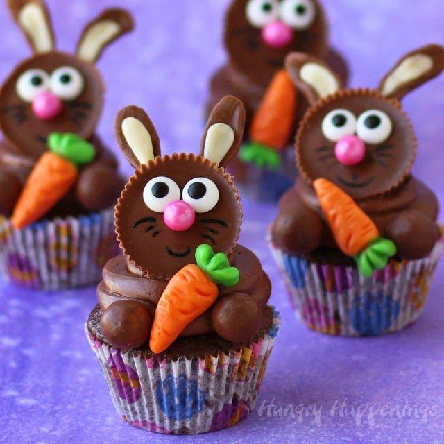 Best 25 Bunny Cupcakes Ideas On Pinterest Marshmallow