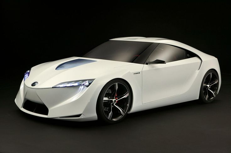 2015 Toyota Supra Hybrid Concept