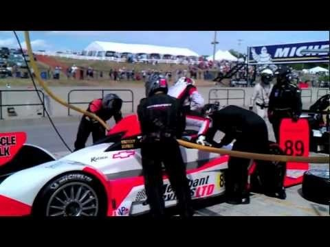 Over the Wall [#TDGv Racing featuring Sascha Massen, Bobby Rahal, Ken Wilden, and Kyle Marcelli]