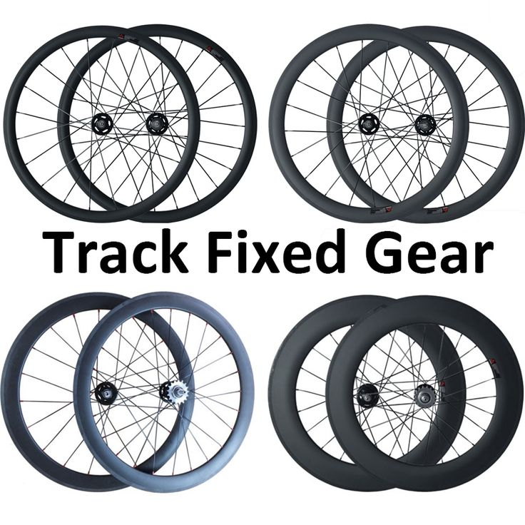 276.36$  Buy now - http://aliofk.worldwells.pw/go.php?t=32790529134 - 700C 38mm 50mm 60mm 88mm Clincher Tubular Carbon Fiber Carbon Track Bike Wheels Fixed Gear Single Speed Bicycle Wheelset