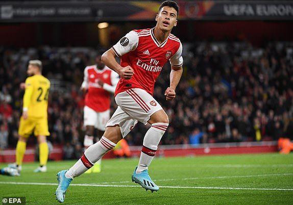 Arsenal Vs Standard Liege Europa League Live Score And Updates