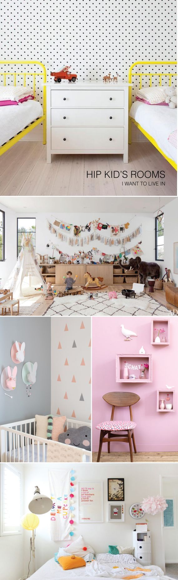 106 best KIDS WORLD images on Pinterest | Child room, Nursery ...