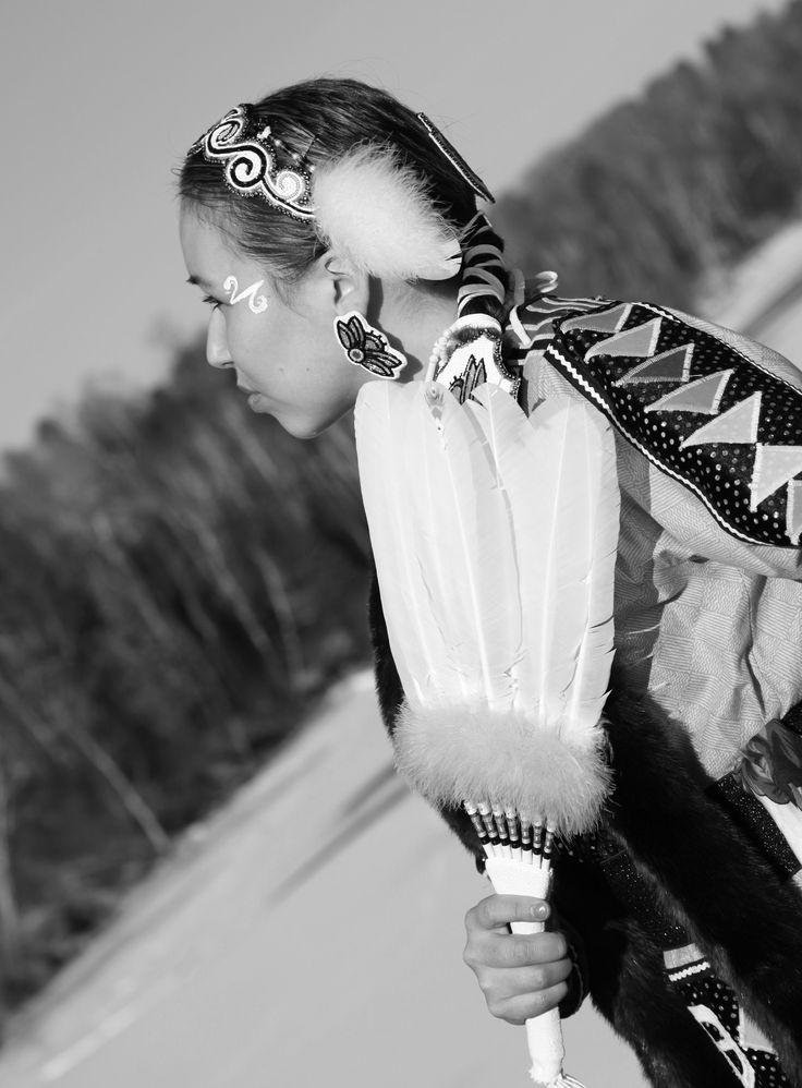 Ojibwe - Native Beauty!