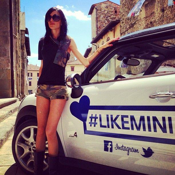 #likemini for #Mamme a spillo e le MINI interviste in #MINI