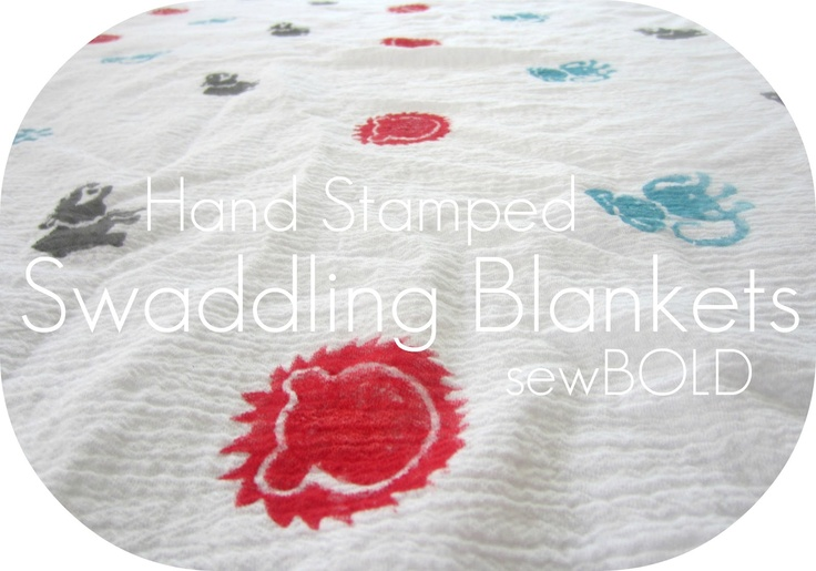 Aden and Anais Swaddlers TutorialAnais Swaddler, Hands Stamps, Anais Blankets, Swaddler Tutorials, Aden, Stay Steyn, Diy Swaddle Blankets, Baby Beckham, Baby Stuff