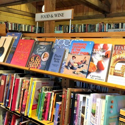 Bendooley Estate book barn food and wine books Berrima Southern Highlands NSW