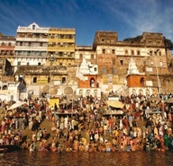 Varanasi and the Ganges