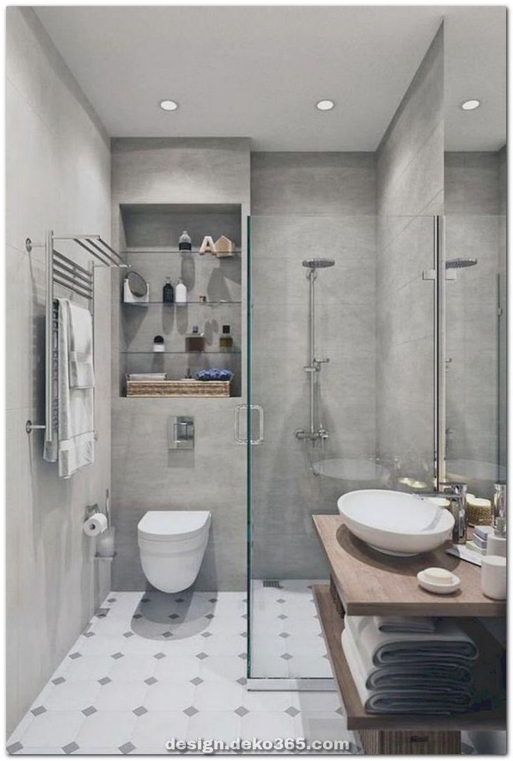 Schone Beeindruckende Ideen Fur Das Beste Aus Kleinen Badern Badezimmer Ideen Kleine Badezimmer Design Dusche Umgestalten Badezimmer Renovieren