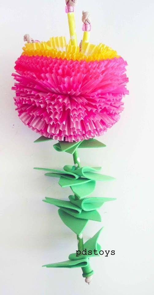 Puff Flower Toy