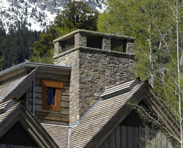 63 best exterior house details images on pinterest for Stone chimneys