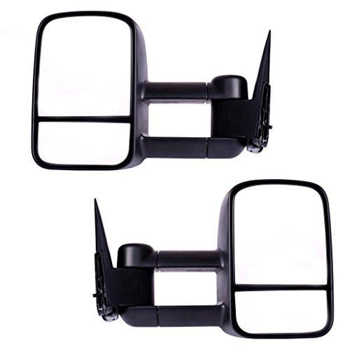 DEDC Chevy Tow Mirrors 99-06 Chevy Tow Mirrors Manual Towing...