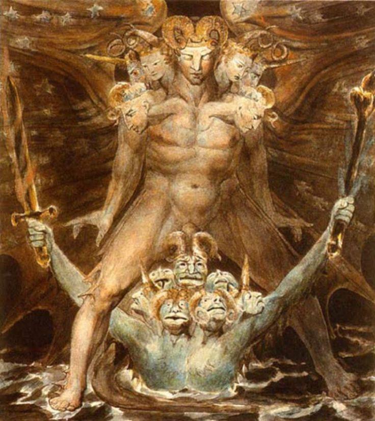 The Luciferian Doctrine in America