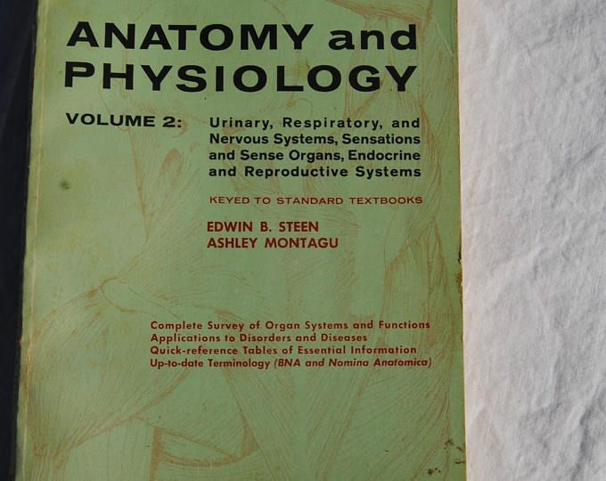 The 25 best anatomy and physiology book ideas on pinterest the anatomy and physiologyvintage books1959referencemedicalhuman body fandeluxe Images