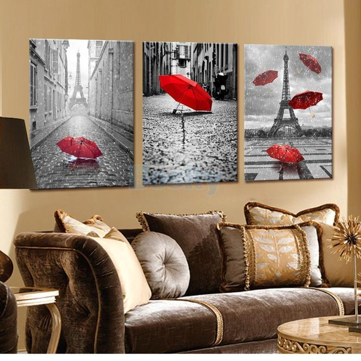Modern Oil Painting Canvas Print Wall Art Unframed Picture Home Decor #5