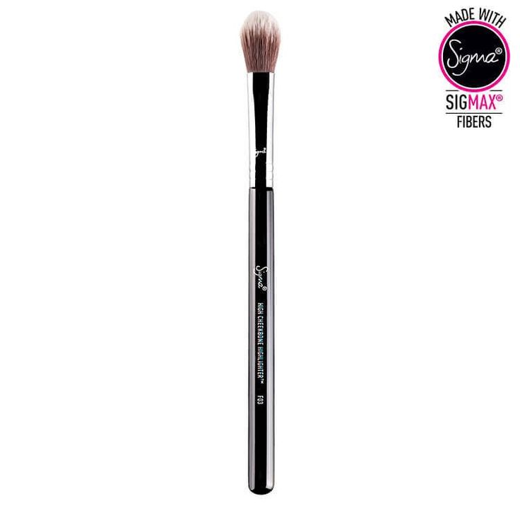 F03 - High Cheekbone Highlighter Brush 0