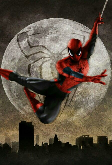 #Spiderman #Fan #Art. (Digital Illustration of Spiderman) By: Scott Harben. (THE * 5 * STÅR * ÅWARD * OF: * AW YEAH, IT'S MAJOR ÅWESOMENESS!!!™)[THANK Ü 4 PINNING<·><]<©>ÅÅÅ+(OB4E)