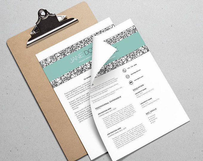 Get into action and make a great first impression with our resume template.During a job search, your resume plays a major role. If you just started searching for a job or simply looking to present yourself with the professional look your employers are hoping for, make sure you give a great impression with an eye catching resume design.
