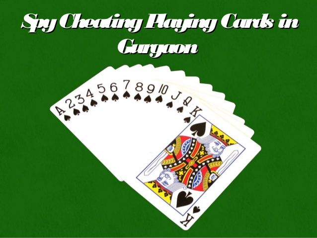 For best varieties of Spy Cheating Playing cards, we deals with huge varieties with 1 year replacement warranty and best quality assurance. For more information http://www.007detective.in/spy-cheating-playing-cards-delhi-india.htm