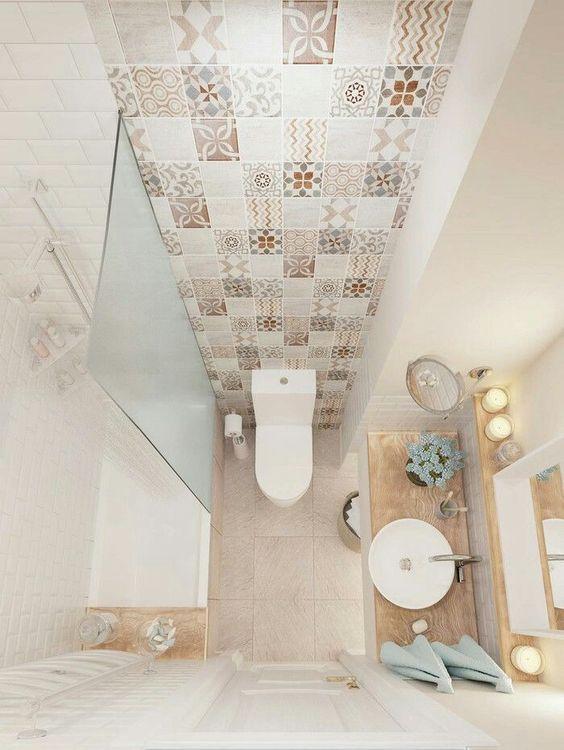 7 erstaunliche Badezimmer-Design-Ideen (die im Jahr 2019 Trend werden) – Pimchanok Kaingam