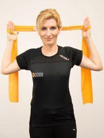 Theraband-Übungen für den Rücken   Wissen & Patient