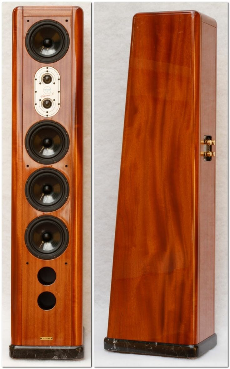 Wizard High-End Audio Blog: AM Audio Supreme Improved Speakers
