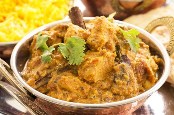 Spicy Chicken Phall - http://hotindianrecipes.com/recipe-items/spicy-chicken-phall/