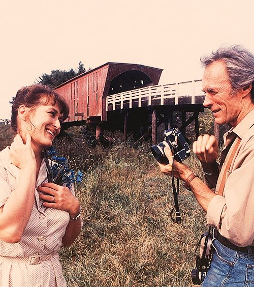 Meryl Streep and the Men in her Movies - Robert Redford, Clint Eastwood
