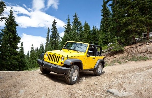 6th Best Off Roader Jeep Wrangler Rubicon Base Price 22 045