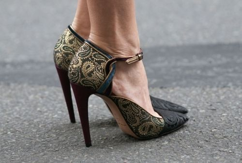 #shoes  Saw this and dreamed of the perfect outfit immediately lol