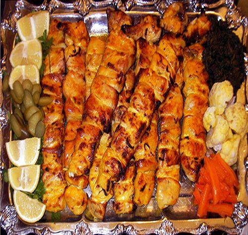 Chicken Mughlai Kebab Recipe - How to make Chicken Mughlai Kebab | All ...