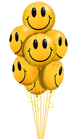 Smiley Balloons~