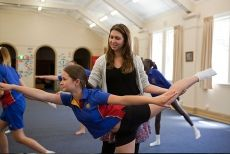 Dancing toward self confidence I Downlands College, the school of choice