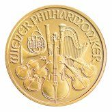 1/10 Ounce Philharmoniker Gold Coin