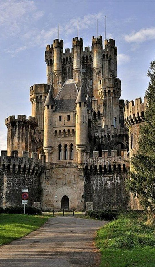 Butron Castle ♦ Basque Country, Spain