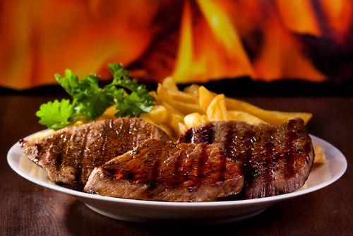 Мясные блюда на ужин