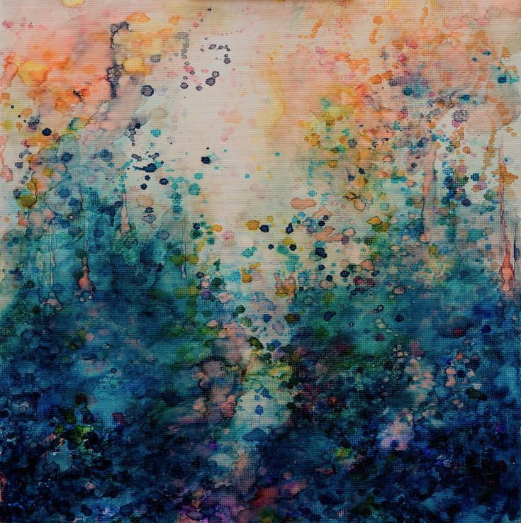 Sacred Land Contemporary Abstract Landscape Painting Nature Paintings Abstract Landscape Painting Landscape Paintings