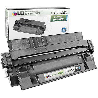 LD © Remanufactured Replacement Laser Toner Cartridge