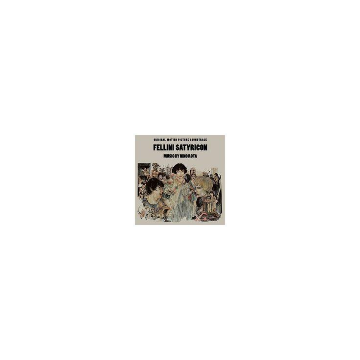 Nino Rota - Fellini Satyricon (Ost) (CD)