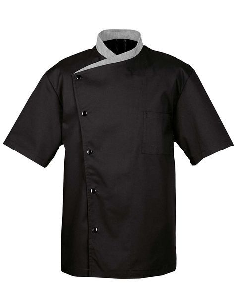 Bragard Juliuso Chef Jacket Short Sleeve