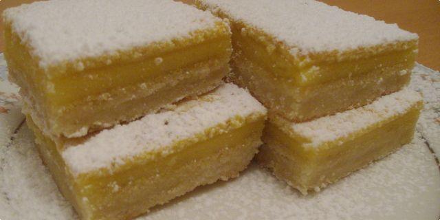 Lemon bars | Coolinarika | Pinterest | Lemon, Bar and Lemon bars