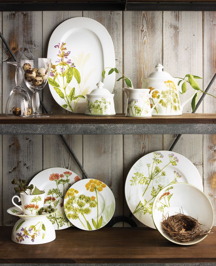 Villeroy and Boch - Althea Nova Dinnerware