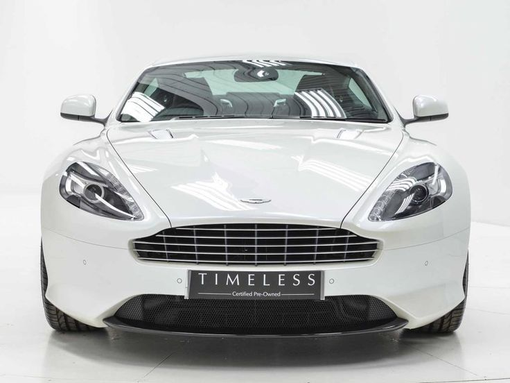 Aston Martin DB9 V12 (white) | 2016-05-16 |  For sale