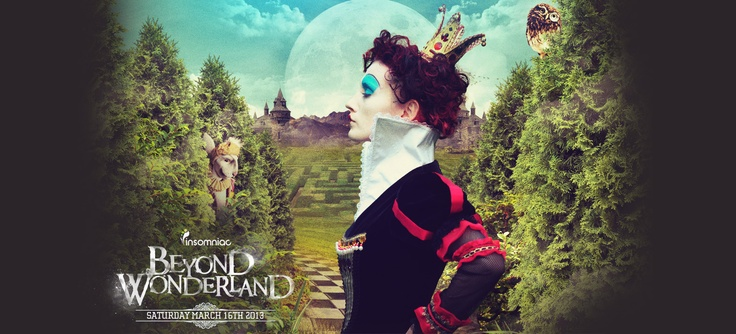 Beyond Wonderland: So-Cal Saturday March 16th, 2013