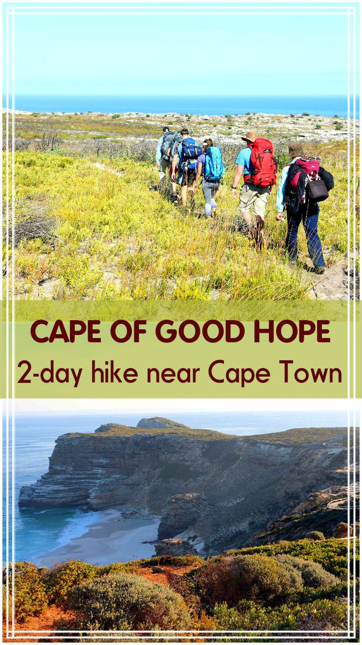 Complete guide to Cape of Good Hope hike, Cape Town, South Africa