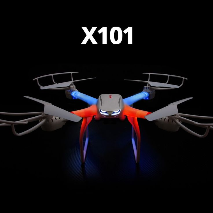 66.00$  Watch now - http://alibca.shopchina.info/go.php?t=32812931959 - Drone Profissional MJX X101 Remote Control helicopter 6-axis gyro RC drone with Camera holder Quadcopter Toys (without camera)    #buyininternet