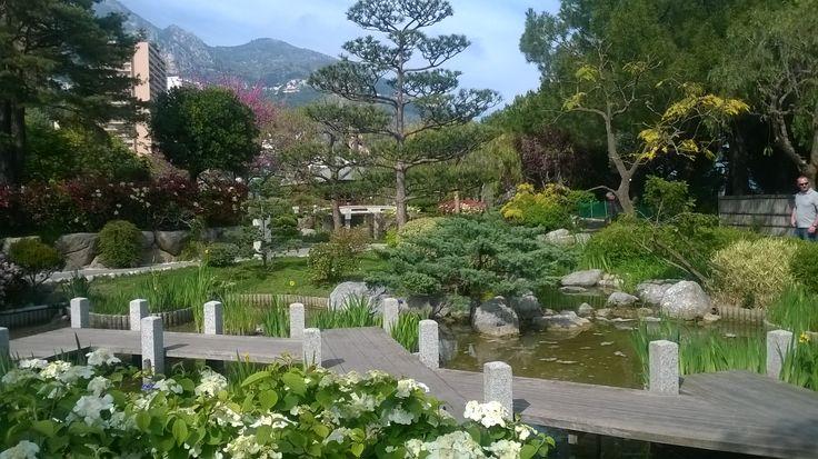 Japońskie Ogrody Grace Kelly